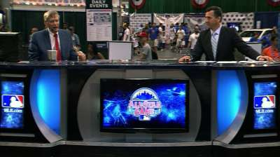 Selig discusses Rays' stadium issues