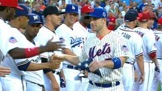 2013 ASG: Wright gets standing ovation from Mets fans