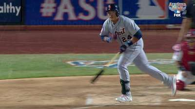 Miggy makes All-Star impact on defense