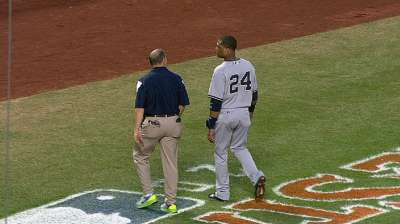 Cano has no issues after All-Star Game plunking