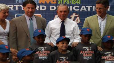 Mets put forth All-Star effort in the community