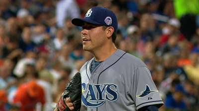 Moore throws perfect frame in first All-Star Game