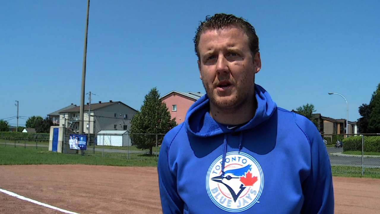 Blue Jays Baseball Academy pulling out all the stops