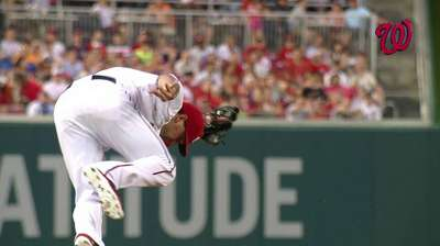 Missed chances cost Nats behind solid Strasburg