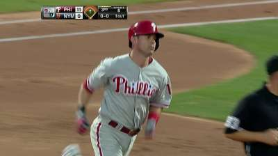 Veteran Young instrumental in Phillies' resurgence