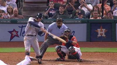 Miller goes deep twice to lead Mariners past Astros