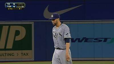 Rays tie club record with Price's complete game
