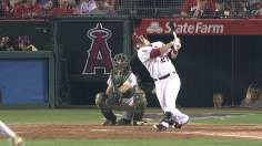 Halos ride Weaver's gem, three homers past A's
