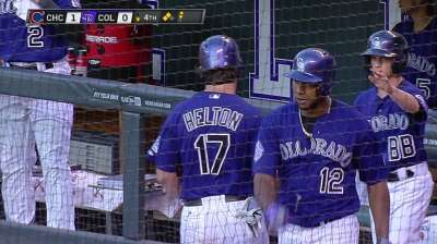 Arenado hangs tough during rough stretch