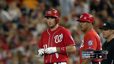 Zimmerman, Johnson offer takes on Braun suspension