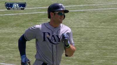 Despite milestone, Longoria surprised by homers