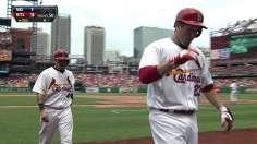 Dominant outing gives Wainwright 13th victory