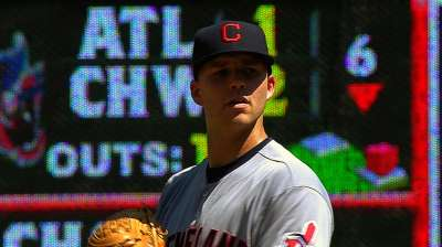 Overpowering Masterson flirts with history in finale