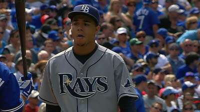 Archer on target as Rays complete sweep of Jays