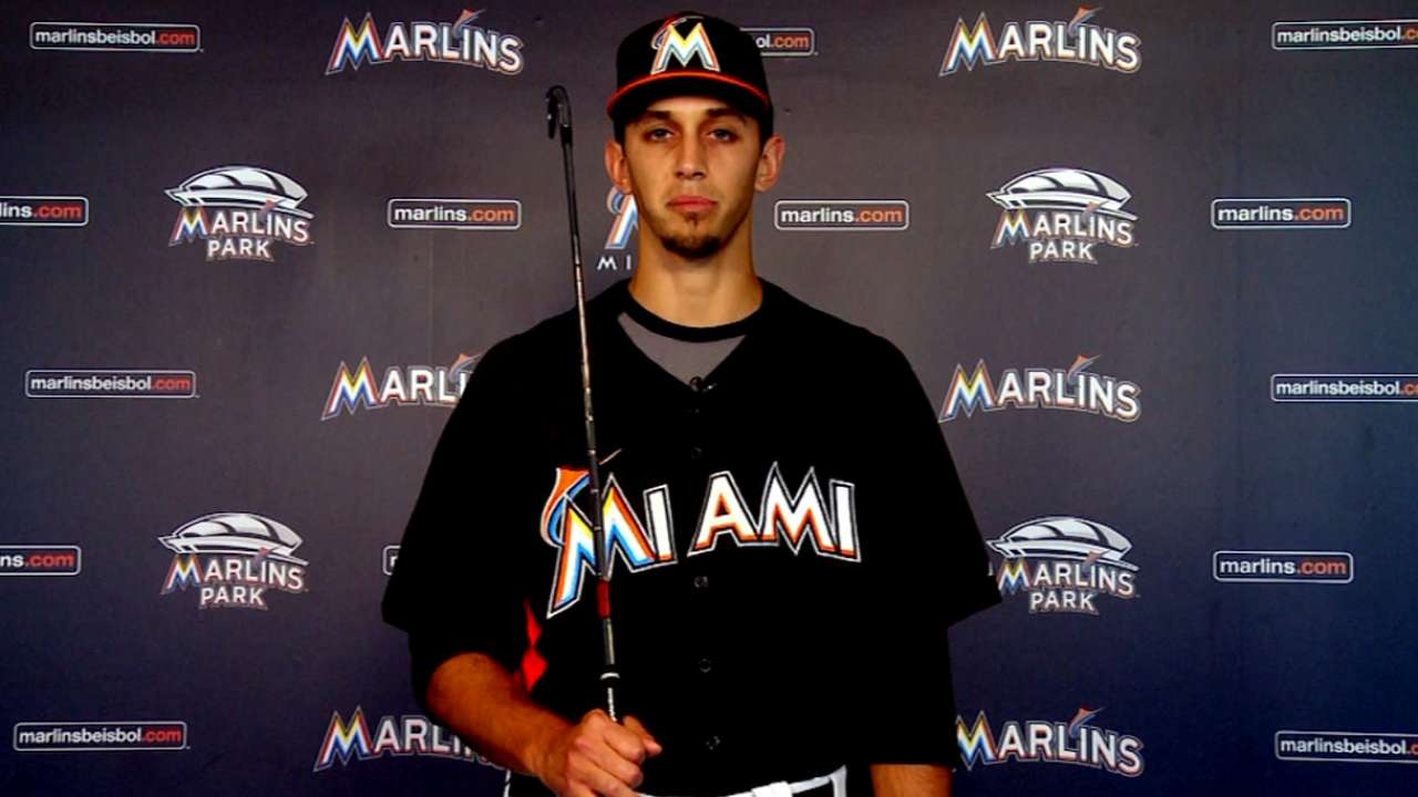 Marlins make fifth trip to visit US troops