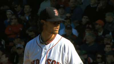 Buchholz instructed to take care with his rehab