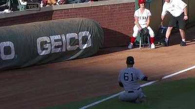 Yankees lose Cruz to disabled list