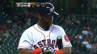 Astros know mistakes are part of learning curve