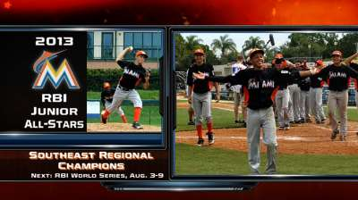 Fierce competition opens Day 1 of RBI World Series