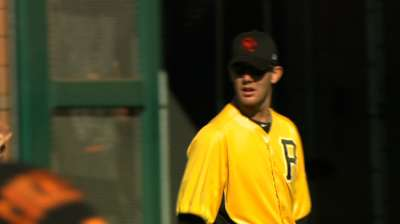 Prospect Black gives Pirates natural born reliever