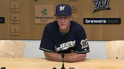 Roenicke would like more answers from Braun