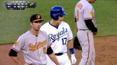 Chen solid early, Royals hold on late for win