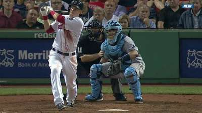 Drew not changing his swing for Fenway