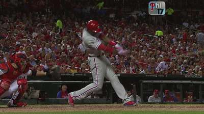 Chances slipping away as Phillies fall in St. Louis
