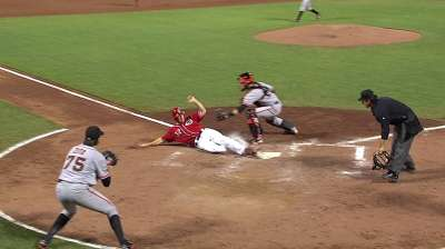 Baker bumps Frazier out of RBI spot to two-hole