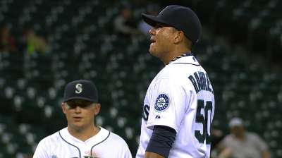 Ramirez recalled by Mariners, earns victory