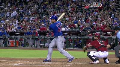 Missing Soriano, Rizzo looks to get rolling