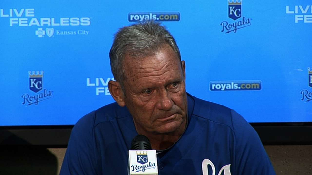 Brett's lessons can help Royals reclaim glory days