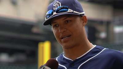 Padres have come out swinging after no-no