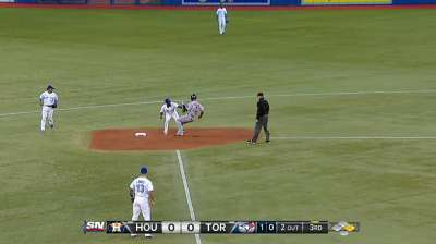 Buehrle's two-hit shutout lifts Toronto from slump