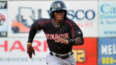 Anderson confident he's future White Sox shortstop