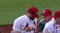 Cardinals close homestand with sweep of Phillies