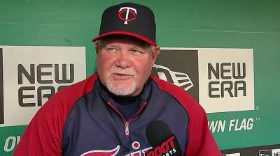 Gardenhire reaches out to ailing Wedge