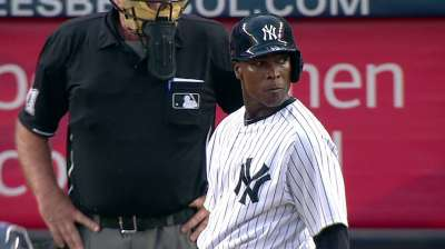 Yankees bring Soriano's bat back to Bronx