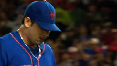 Mets fall on walk-off after yet another Harvey gem