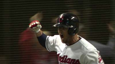 Rangers force extras but fall to Tribe in 11th