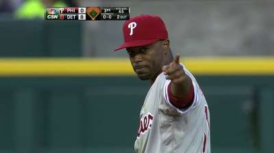Phils on wrong end of blowout against Tigers