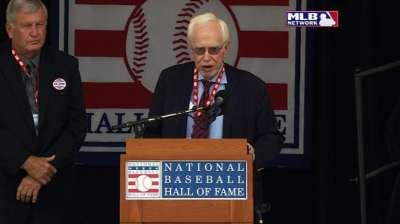 Jobe, Tull recognized for service to baseball