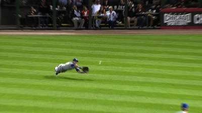 Lough's amazing catch saves Royals' win