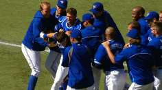 Rasmus' walk-off single lifts Blue Jays to series win