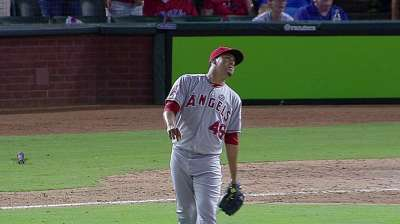 Scioscia to lighten Frieri's load in ninth inning