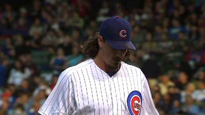 Hoyer: Cubs never close to dealing Samardzija