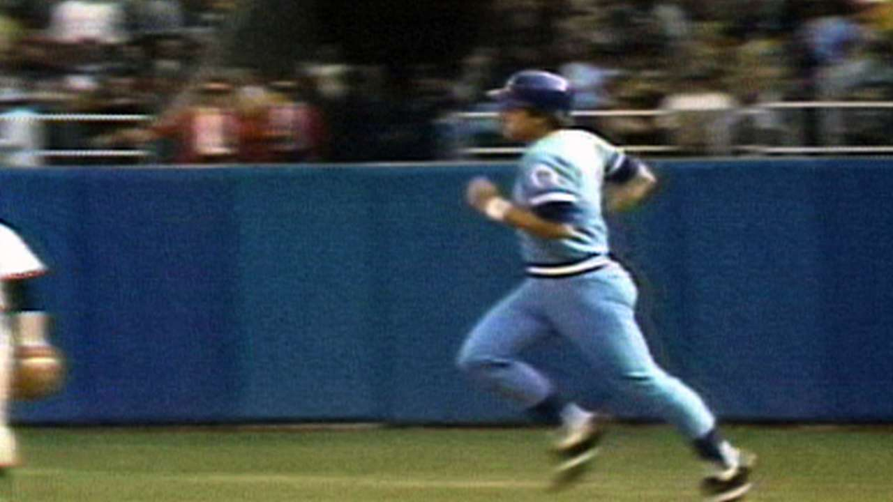 Brett's three home runs