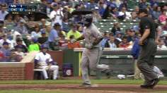 Brewers bounce back late to take Game 1 vs. Cubs