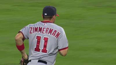 Zim still trying to work through throwing problems