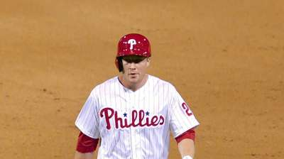 Asche gets first start, could see time in right
